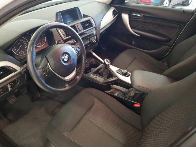 BMW Serie 1 foto 8