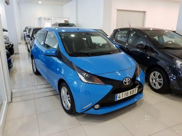 Toyota Aygo foto 2