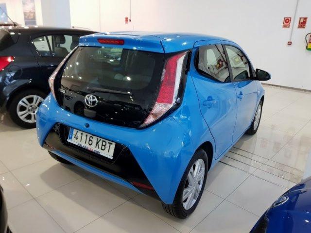 Toyota Aygo foto 3