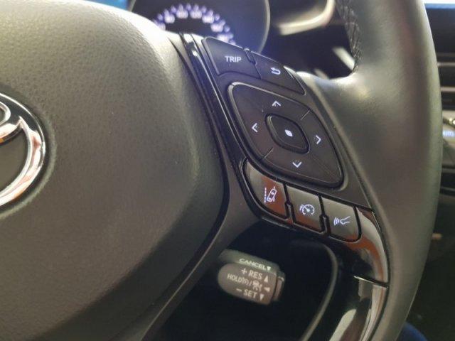 Toyota C-HR foto 11