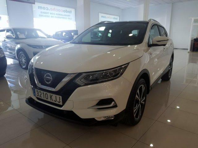 Nissan Qashqai foto 2