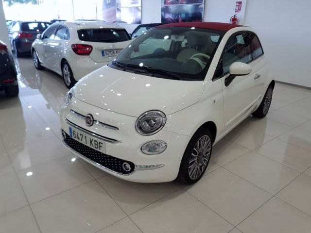 Fiat 500C foto 2