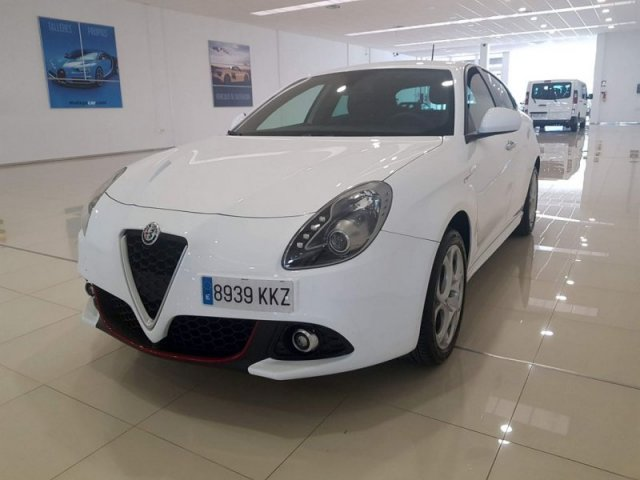 ALFA ROMEO GIULETTA photo 2