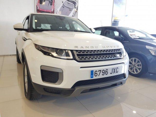 Land Rover Range Rover Evoque foto 1