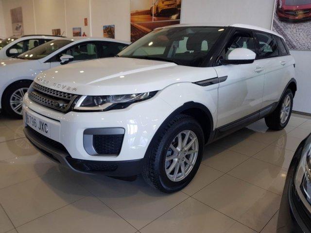 Land Rover Range Rover Evoque foto 2