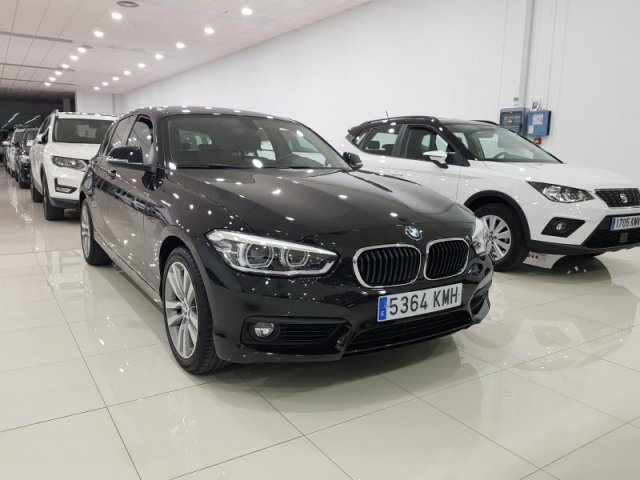 BMW Serie 1 foto 1