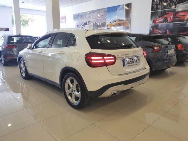 Mercedes GLA foto 3