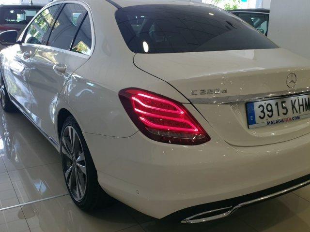 Mercedes Clase C C 220 d foto 3