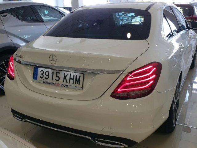 Mercedes Clase C C 220 d foto 4