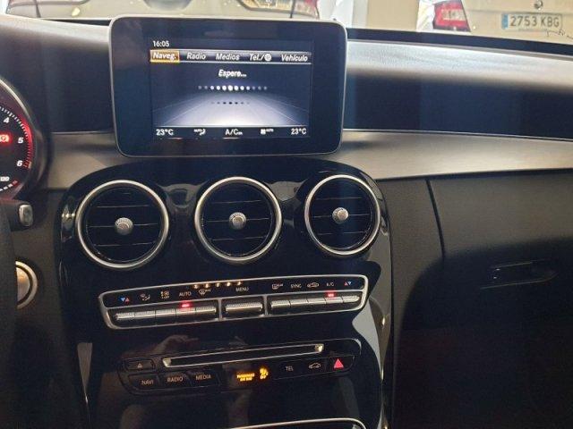 Mercedes Clase C C 220 d foto 7