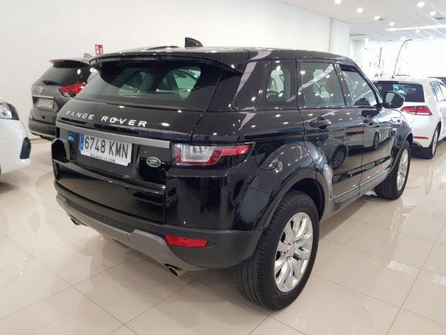 Land Rover Range Rover Evoque photo 4