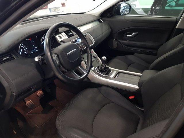 Land Rover Range Rover Evoque photo 9