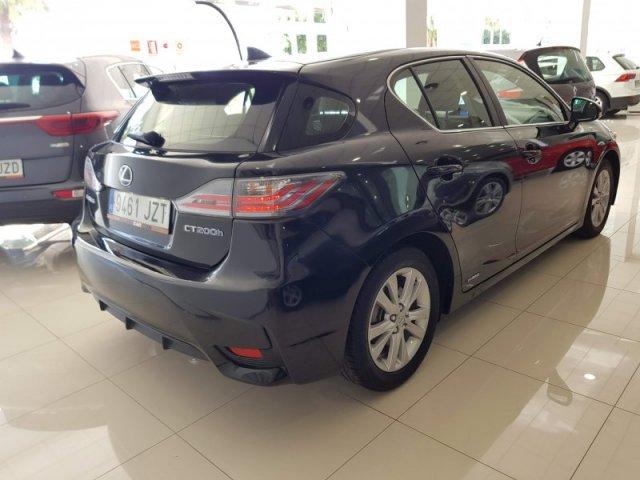 Lexus CT 200H Business foto 4