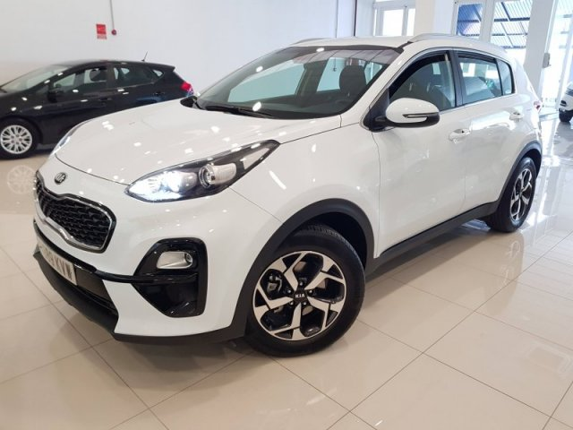 Kia Sportage 1.6 CRDi 136CV Business AUTOMAT photo 2