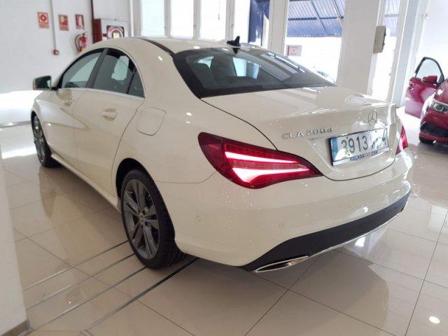 Mercedes Clase CLA photo 3