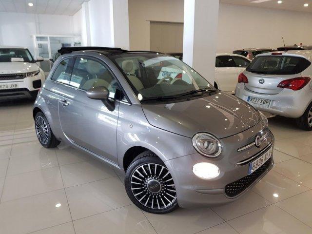 Fiat 500C photo 1