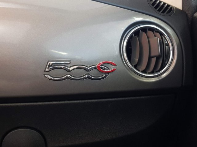Fiat 500C photo 12