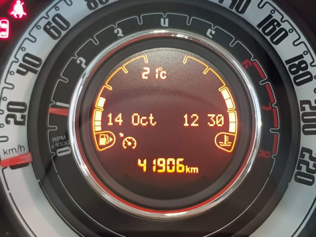 Fiat 500C photo 14