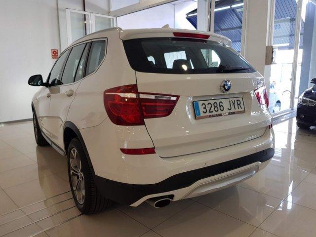 BMW X3 photo 3