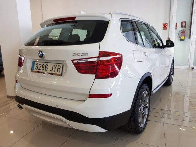 BMW X3 photo 4