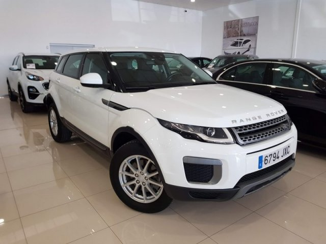 Land Rover Range Rover Evoque photo 1