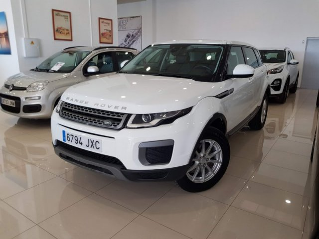 Land Rover Range Rover Evoque photo 2