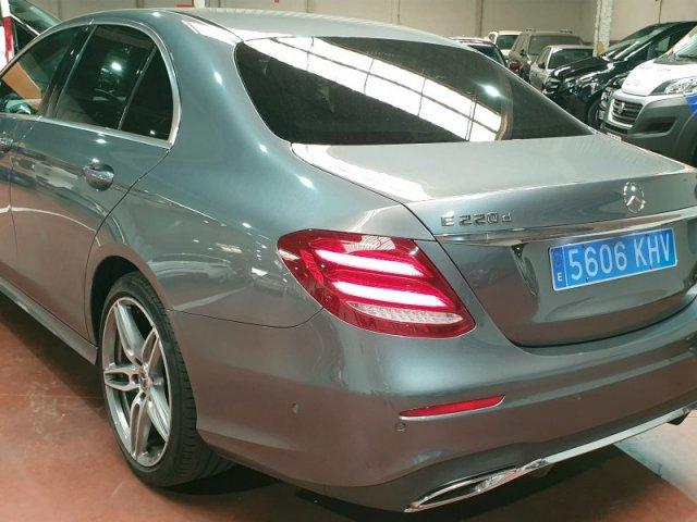Mercedes Clase E photo 11