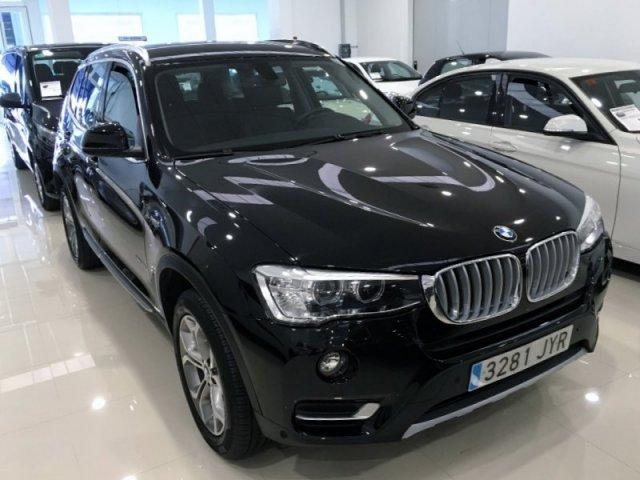 BMW X3 foto 2