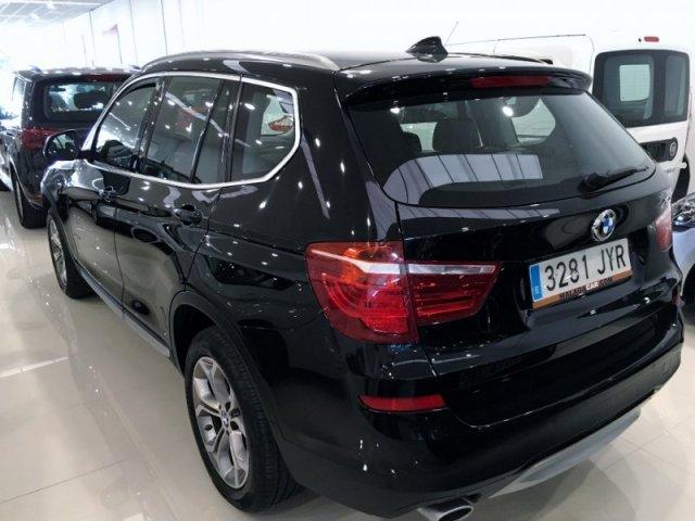 BMW X3 foto 4