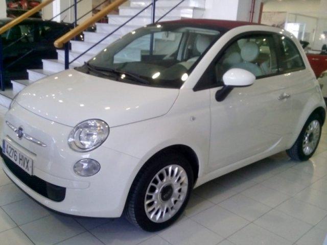 Fiat 500C photo 8