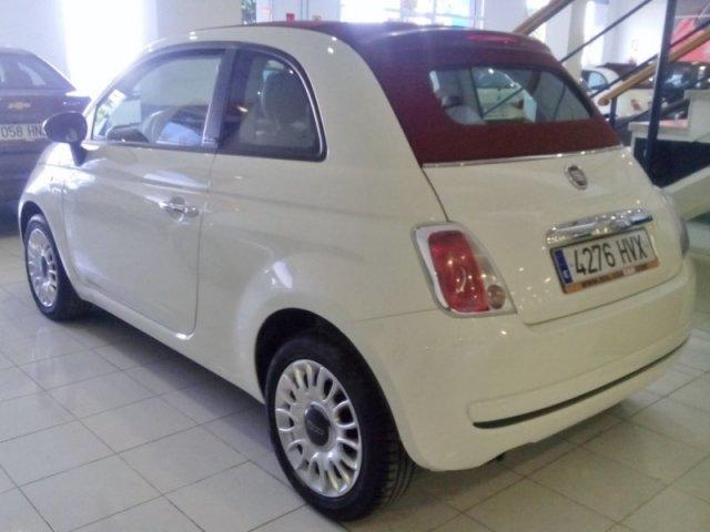 Fiat 500C photo 9
