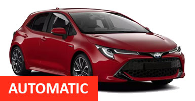 Renault Megane 5 doors <b>AUTOMATIC</b>