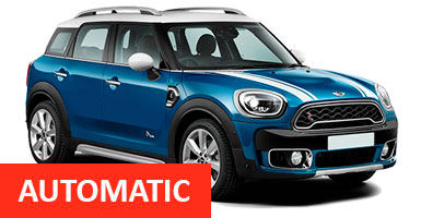 Mini Clubman 5 doors automatic