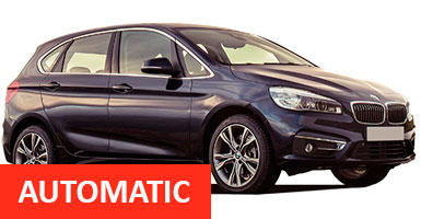 BMW 2 Series Active Tourer Automatic