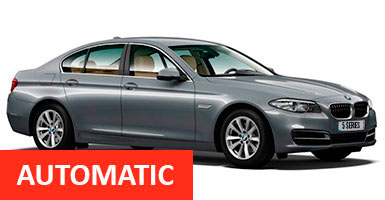 BMW 5 Series Automatic