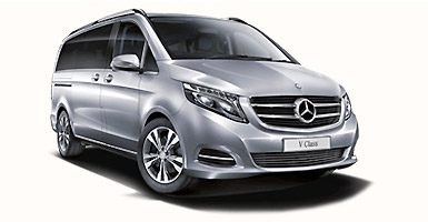 Mercedes V Class 8 seater AUTO