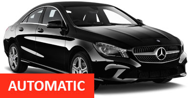 Mercedes CLA Class Auto (Mercedes Guaranteed)