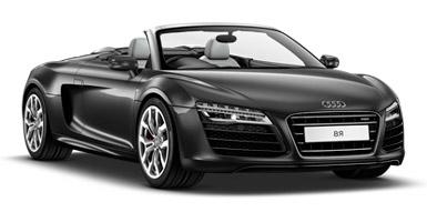 Audi R8 Cabrio Automatic