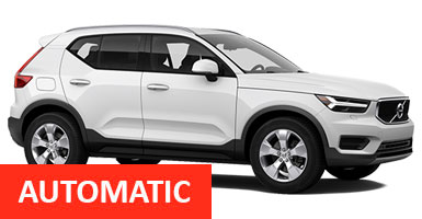 VW Tiguan Automatic