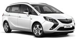 Opel Zafira 7 seaters