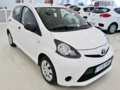 Second hand Toyota Aygo