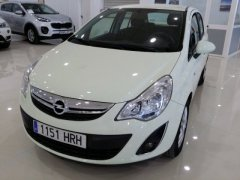 Second hand Opel Corsa