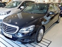 Second hand Mercedes E