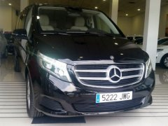 Second hand Mercedes V