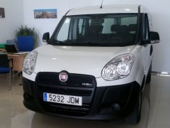 Second hand Fiat Doblo Panorama