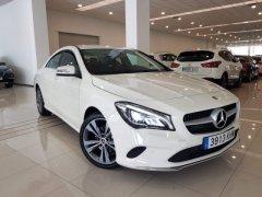 Mercedes Clase CLA de segunda mano