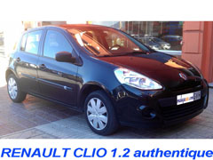 Renault Clio Autenthique 1.2 16v eco2 Photo