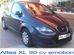 Seat Altea XL 1.9 TDI Emocion Photo