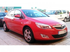 Opel Astra 1.4 16v Essentia Photo