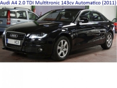 Audi A4 2.0 TDI 143 cv Multitronic Photo
